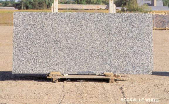 Rockville White Granite : United states stone company domestic products